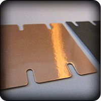 Compound Die Cutting Services of Electrical Components